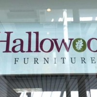 hallowood sign installation