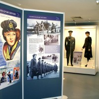 museum display boards
